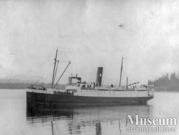 The Union Steamship, Venture