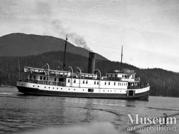 The Union Steamship, Cheakamus