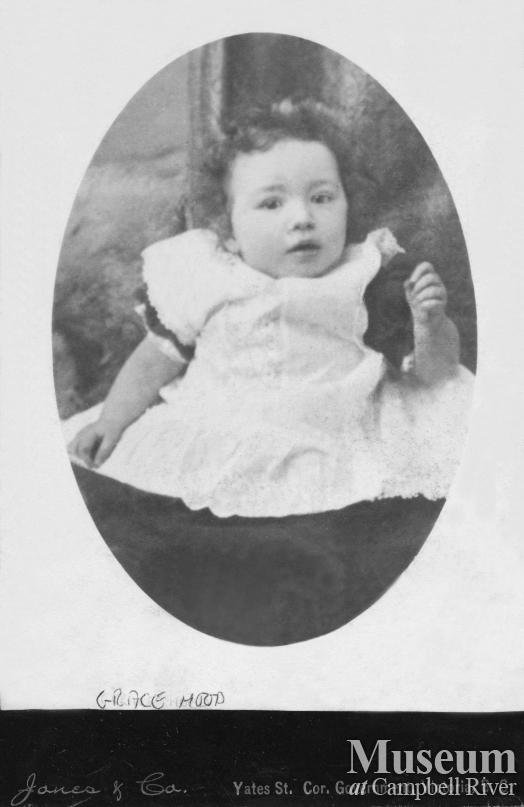 Portrait of Grace Hood