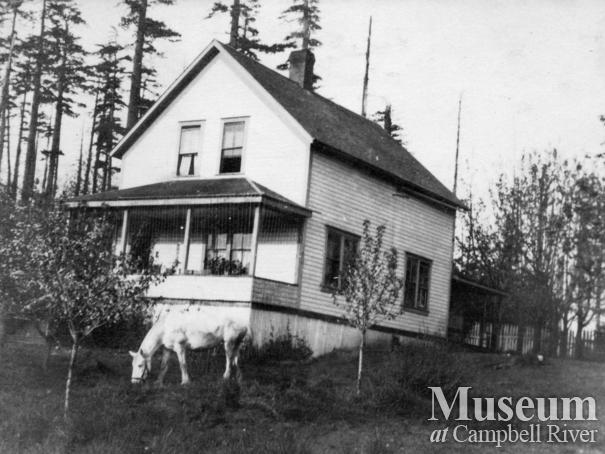 The Yeatman Home, Quadra Island