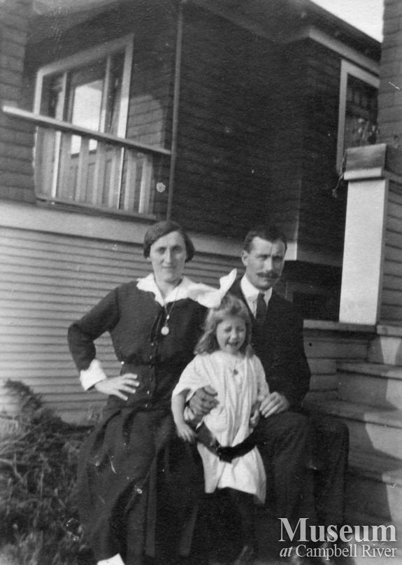 The Berg Family, Quadra Island