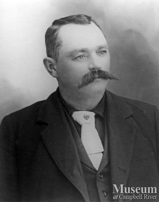 Portrait of Edgar Wilmer Wylie