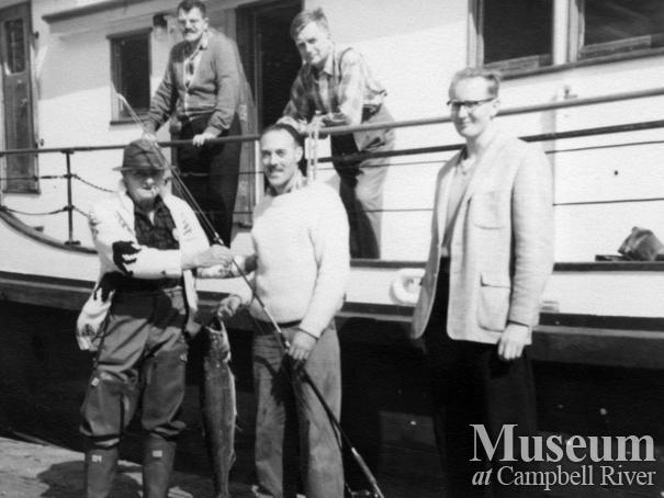 Columbia Coast Mission ship crew