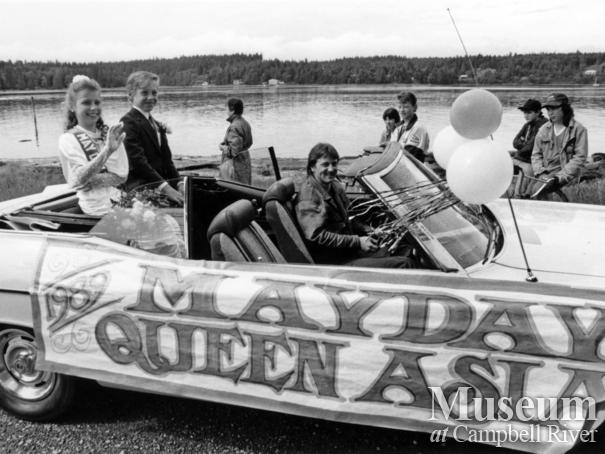 May Day Quadra Island 1989
