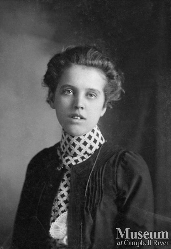 Portrait of Winonah Marlatt