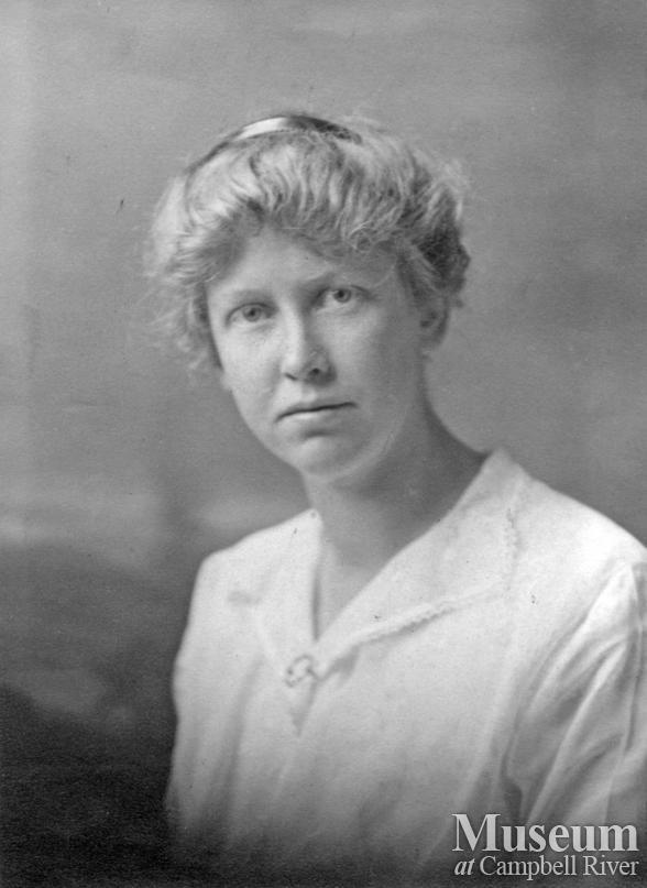 Portrait of Mary Marlatt