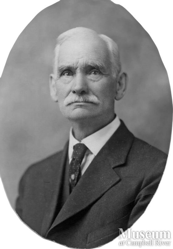 Portrait of Sonny Marlatt