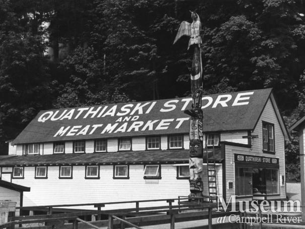 Quathiaski Store and Meat Market