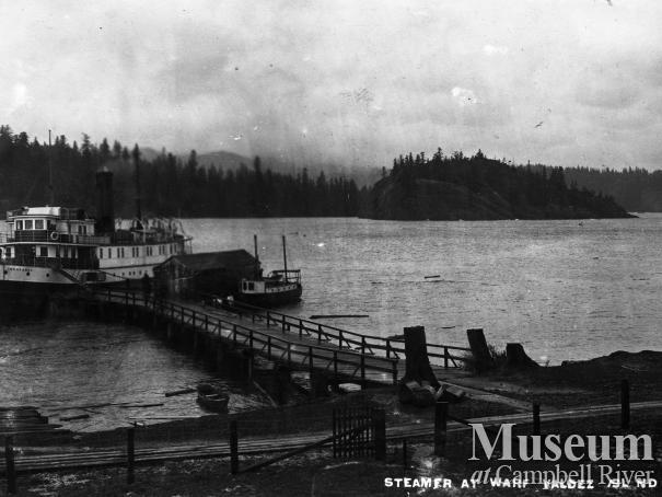 Union Steamship, Cheakamus