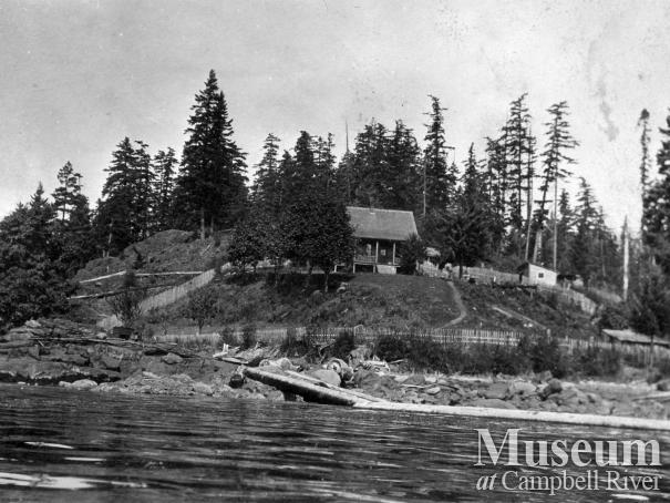 The Falks' Place, August 1913
