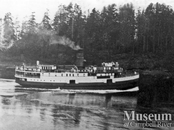 Union Steamship, Chelohsin
