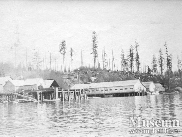 Quathiaski Sawmill and Cannery