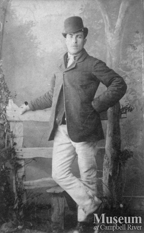 Portrait of Alfred Joyce Aylsham