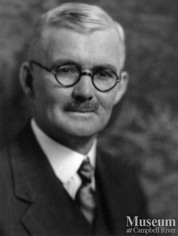Portrait of W.E. Anderson