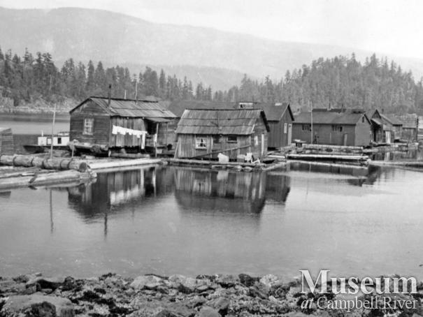 Parker's Logging Camp
